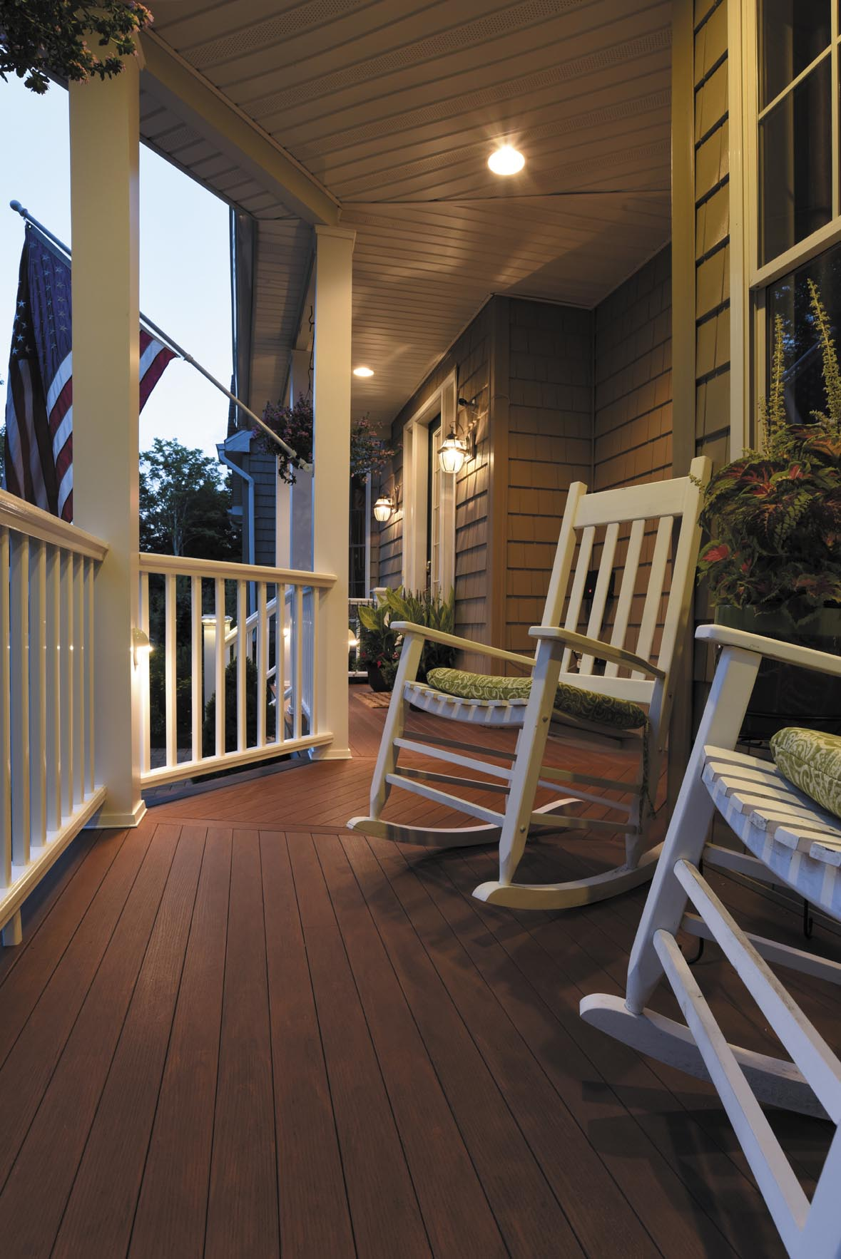 Azek Porch Fence And Deck Direct