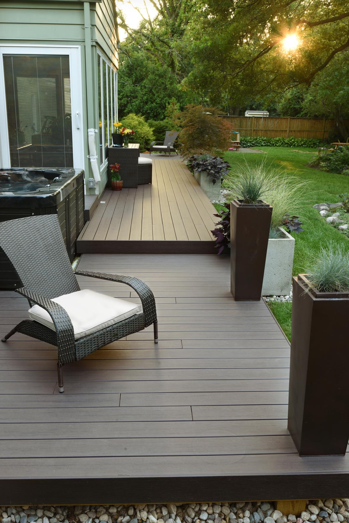Timbertech Legacy | Fence and Deck Direct