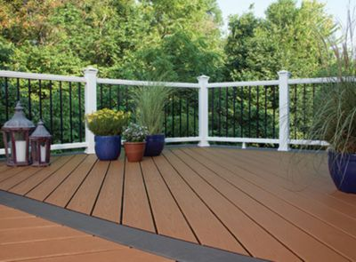 Trex Enhance Naturals Fence And Deck Direct