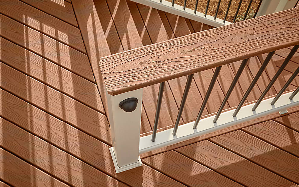 Trex Enhance Basic Fence And Deck Direct