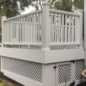 Trim Lattice Fence And Deck Direct